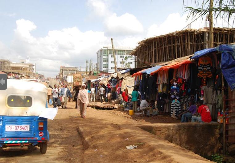 Oromio Region
